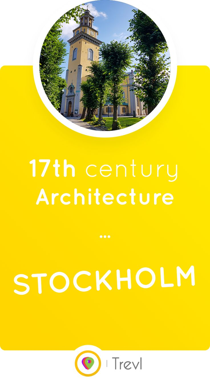 Find the most beautiful places built during the Stockholm's most prosperous era that lie outside of the borders of the historical Old Town (Gamla stan).