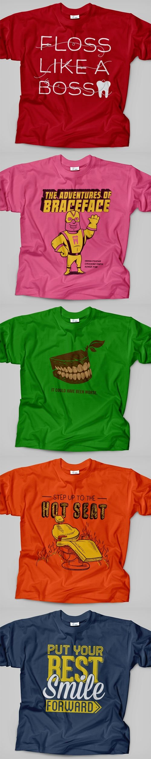 Dental & Orthodontic T-Shirts