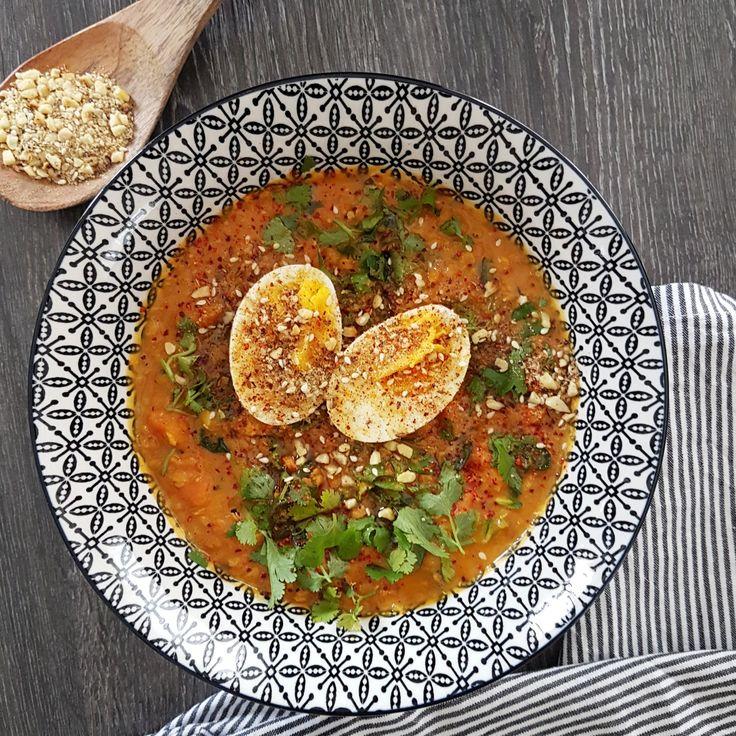 Dhal de lentilles corail aux carottes [le lundi c'est veggie]