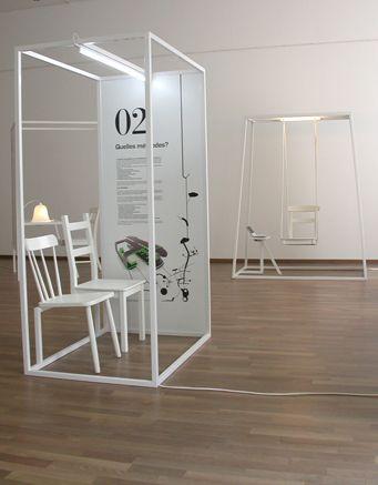 exhibition + display