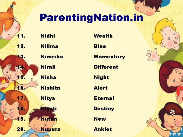 Girl Baby Names In P Letter