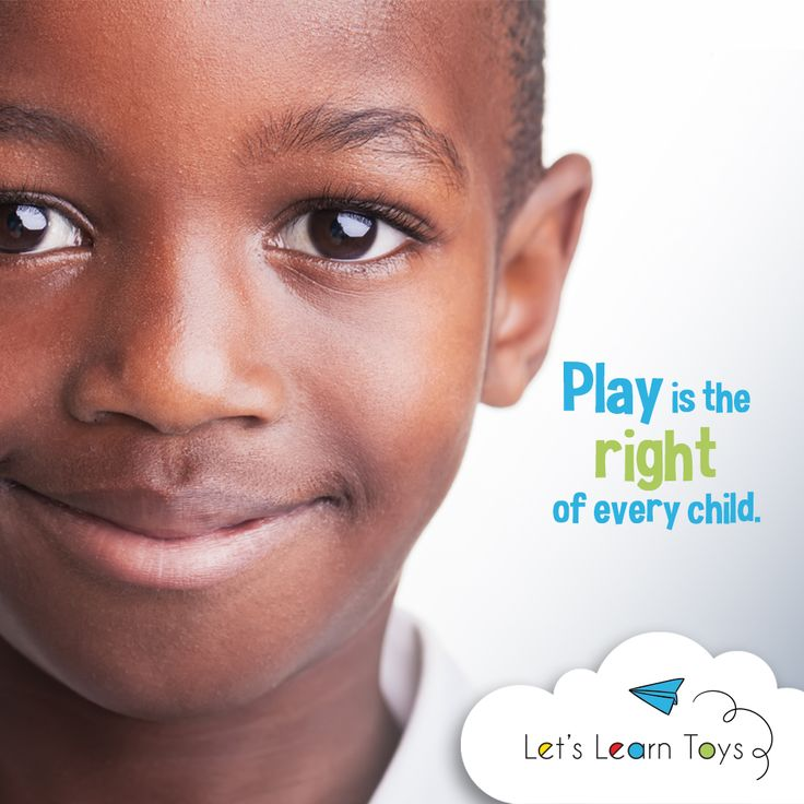 Play is so important to optimal child development that it has been recognized by the United Nations High Commission for Human Rights as a right of every child. Do you feel children in South Africa get enough play?  #letslearn #letslearntoys #educationaltoys #learningresources #diversity #oneworld #learningmadeeasy #earlychildhooddevelopment #parents #moms #stayathomemoms #workingmoms #children #toys #mondaymood #motivationmonday