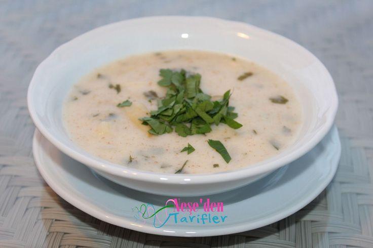 Kuşkonmaz Çorbası / Asparagus Soup
