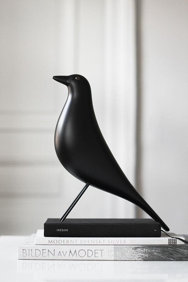 The Eames House Bird standing tall :-) http://www.nest.co.uk/product/vitra-eames-house-bird