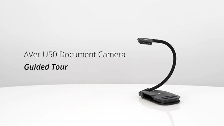 AVer U50 Document Camera Guided Tour