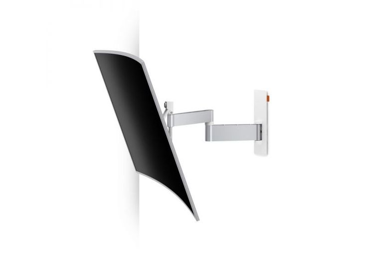 <p><strong>For TVs up to 55 inch (140 cm)</strong></p> <p>The WALL 2245 TV wall mount is suitable for 32 to 55 inch (81 to 140 cm) TVs. This sturdy mount supports up to 20 kg (44 lbs).</p> <p><strong>Flexible viewing from anywhere in the room</strong></p> <p>Now you can enjoy watching TV from different places with the WALL 2245 full-motion mount from Vogel's. The perfect view from the dining area...