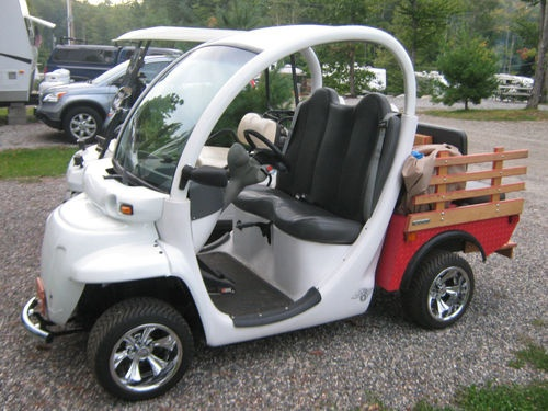 I want a golf cart!!!!!