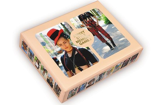 Street Style Memory Game III - BIS Publishers - 9789063693367 | BIS publishing | kaartfanaat