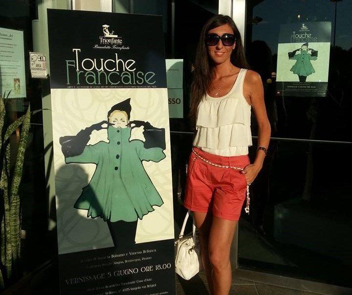 """""""Touche française"""": in mostra l'eleganza del Novecento"""