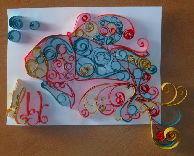 361 curated quilling ideas by paulinebuehner paper for Paper quilling art projects