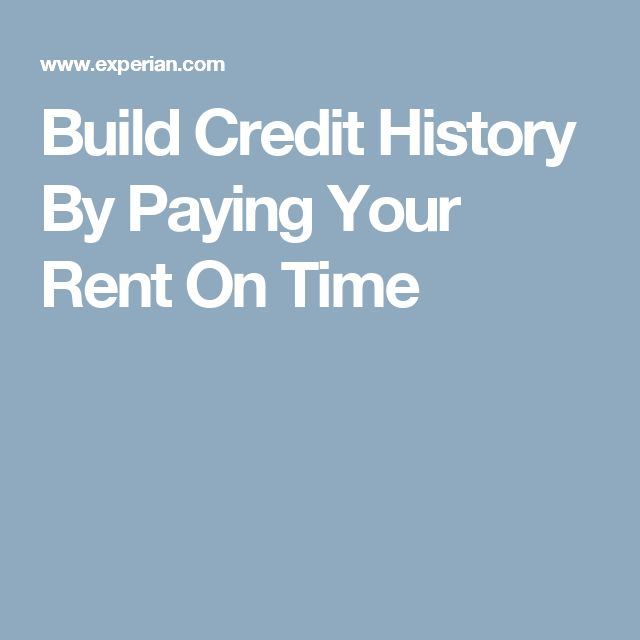 Build credit history by paying your rent on time apart da build credit history by paying your rent on time apart da house pinterest build credit renting and house ccuart Image collections