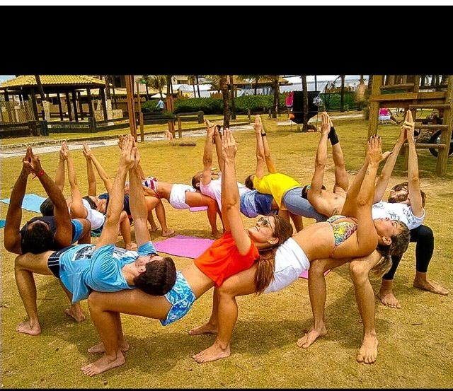 17 Best Images About Group Acro Poses On Pinterest Yoga