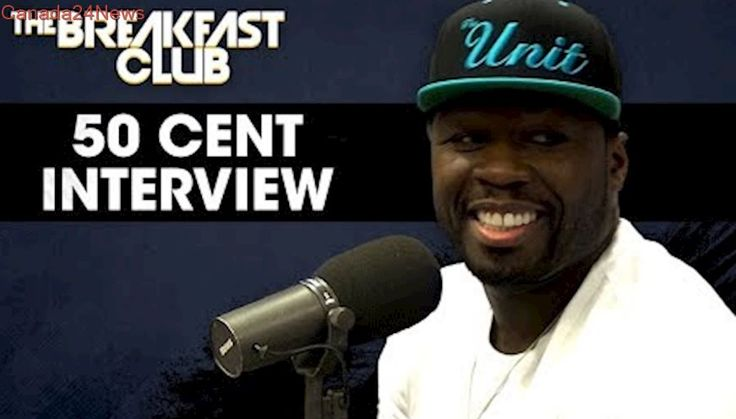 50 Cent On His New Comedy Show, Offers Advice To Kevin Hart + Usher