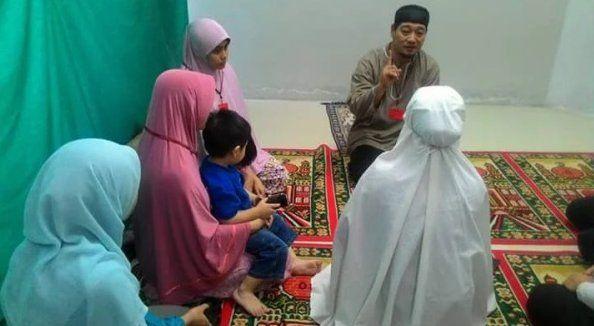 "Thabita : ""Saya Islam Karena Harus Beribadah Kepada Tuhan Yang Ciptakan Yesus"