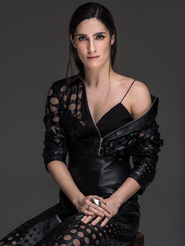 Eva Simatou for Madame Figaro by Yiorgos Kaplanides