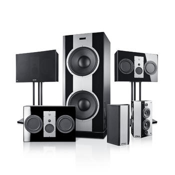 Teufel Speaker Systems   System 10 THX ULTRA