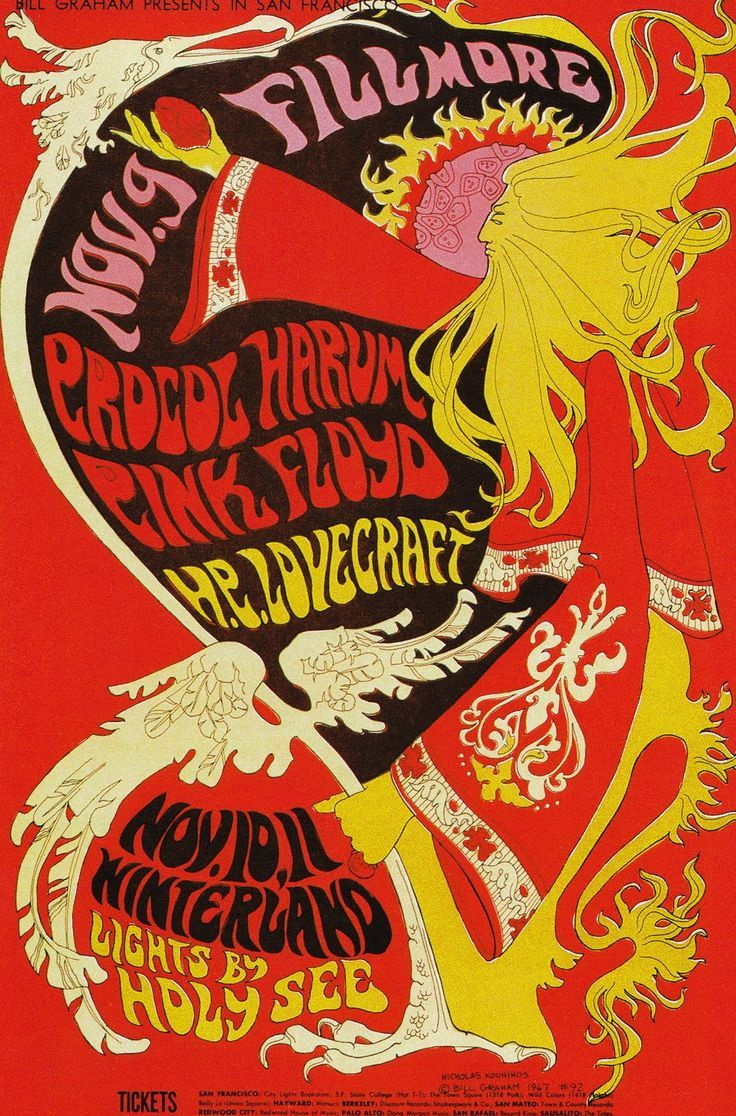 psychedelic posters - Google Search