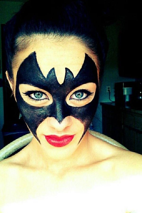Gotham City! Go as batman for halloween.