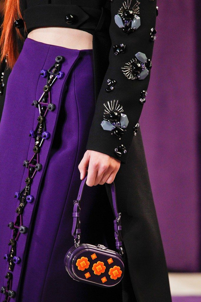 Prada Fall 2012 Ready-to-Wear Fashion Show Details