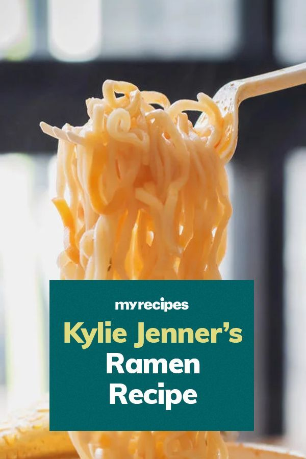 Tiktok Is Divided Over Kylie Jenner S Ramen Ramen Recipes Recipe For Mom Yummy Asian Food