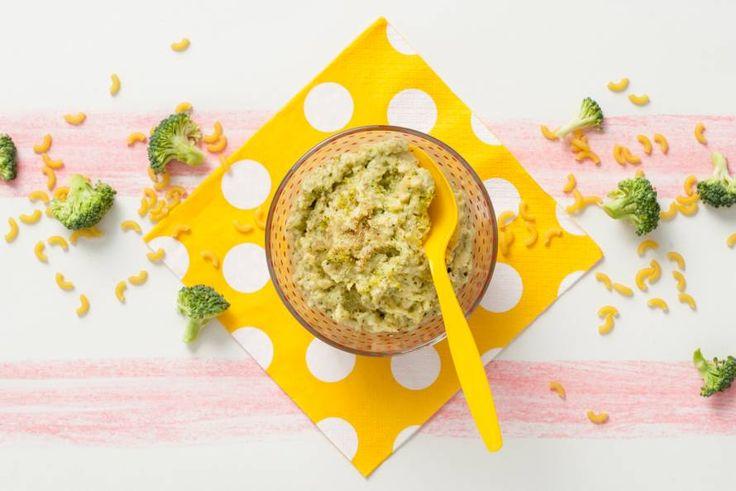 Kijk wat een lekker recept ik heb gevonden op Allerhande! Opperdepop: je eerste macaroni 7-9 mnd