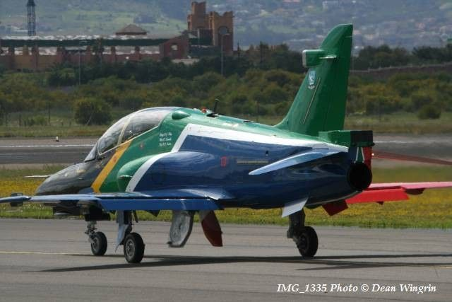 The South African Air Force