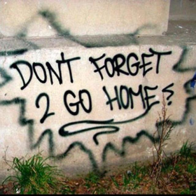 Berghain Graffiti
