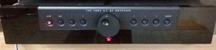 The Tabú by Gryphon Audio
