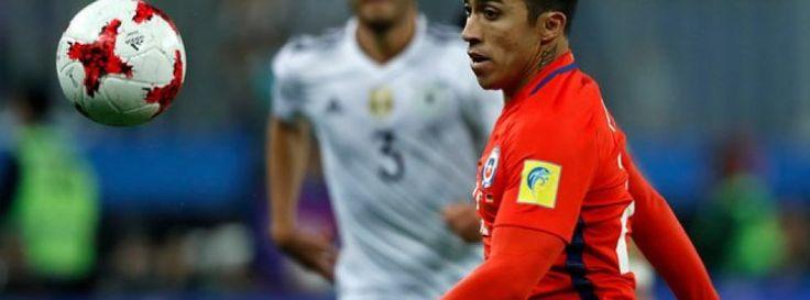 Edson Puch se perderá por lesión los duelos de Chile ante Paraguay y Bolivia - Cooperativa.cl