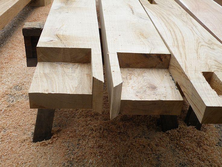 Oak Joint Detail Surrey
