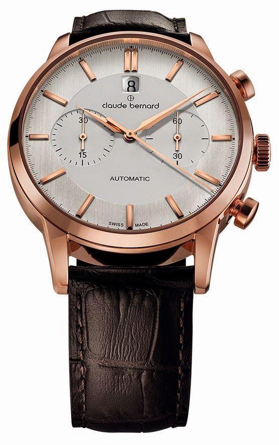 Master Horologer: Claude Bernard Chronograph Automatic