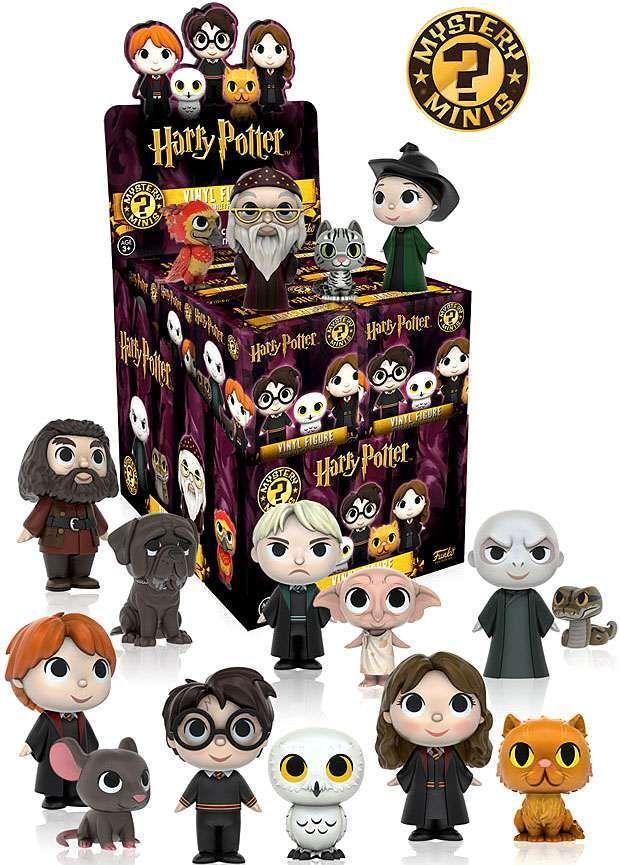 Funko Harry Potter Mystery Minis Mystery Box [12 Packs]