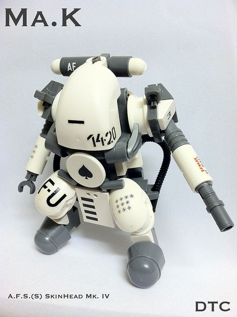 A.F.S. (S) 'SKINHEAD' Mk. IV by D-Town Cracka, via Flickr