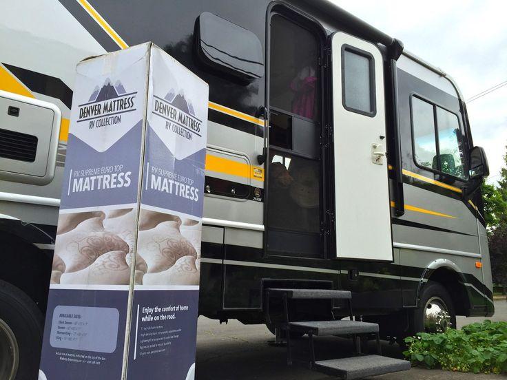 snowmadscom love their rv supreme euro top denver mattress read their story - Denver Mattress Sale