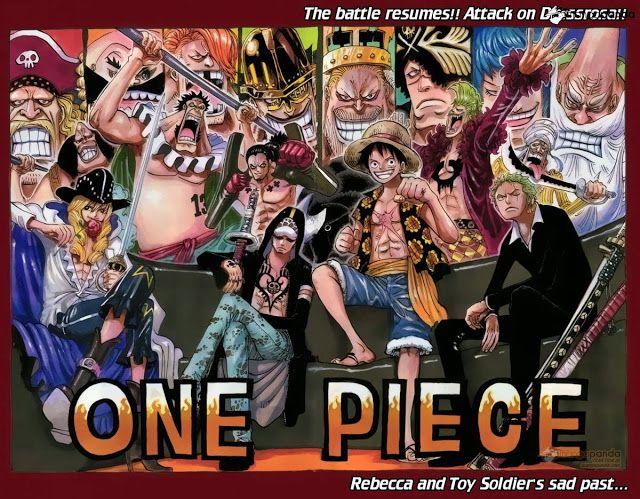 Baca Manga Komik One Piece 752 Bahasa Indonesia Online Terbaru | Alvin Team