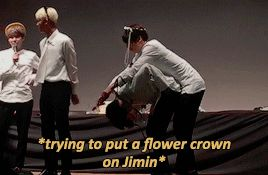 Jin and Yoongi are so done with them