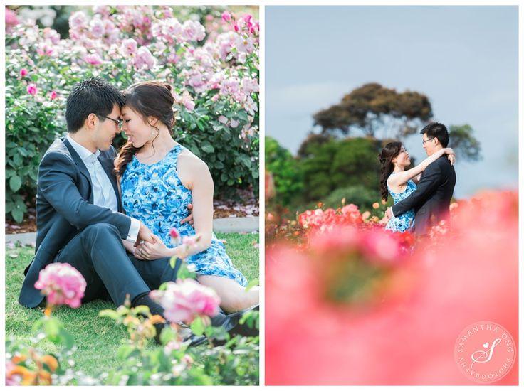 Romantic Mornington Pensinsula Engagement Photos: Yinju   Run