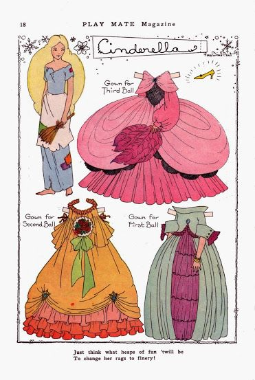 Magazine dolls | PAPERDOLL 142 | Pinterest