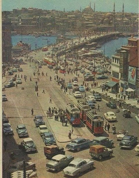 1950 ler Karaköy