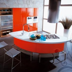 19 best images about ideas for decorating my new home - Como distribuir una cocina pequena ...