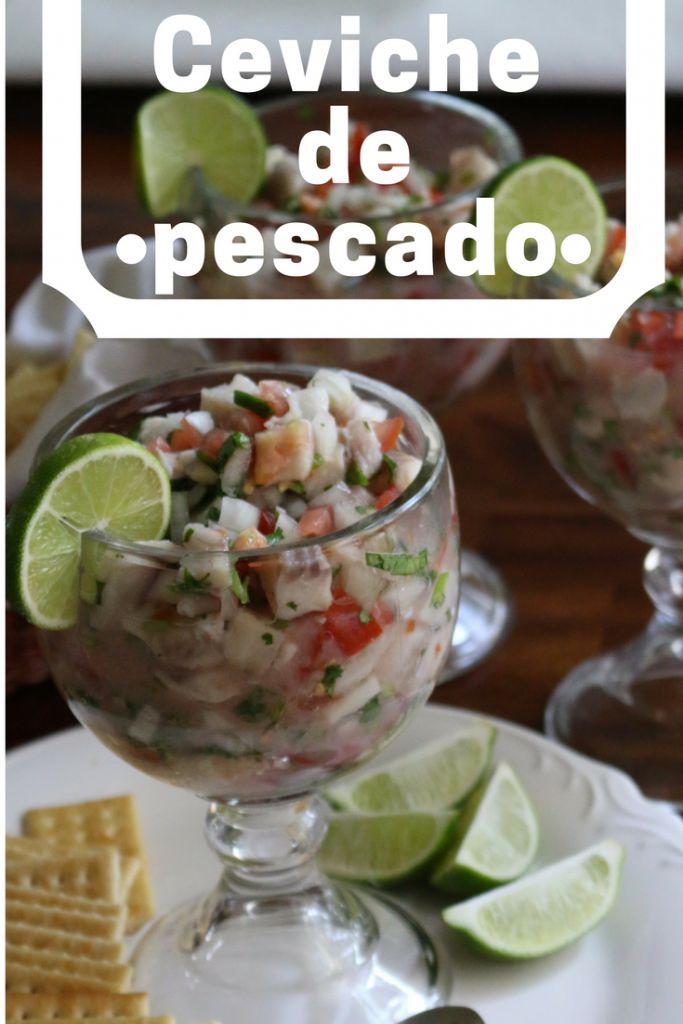 Ceviche-de-PescadoUna receta deliciosa para el verano . Ceviche de Pescado. Lo unico que necesitas es: • Tilapia • Tomate • Limón • Cebolla  • Cilantro  • Sal  Una receta muy fácil y deliciosa;.…
