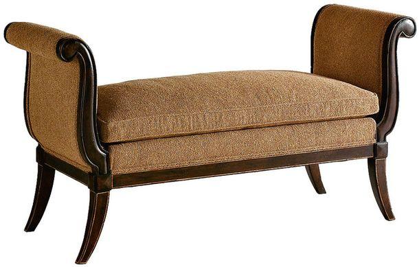Кушетка создана Жоржем Жакобом по дизайну художника, Empire, Baker.