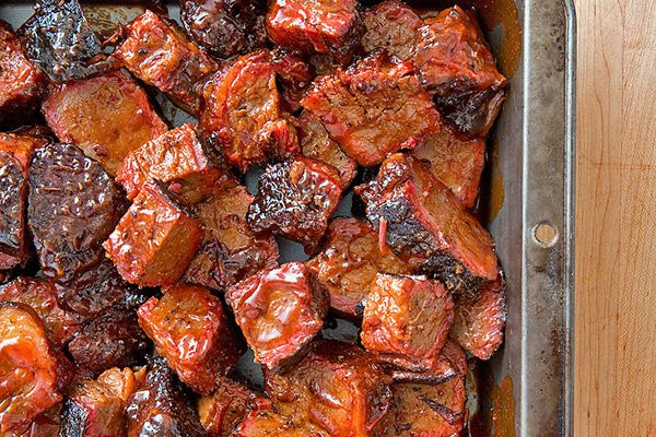 Skip the trip to Kansas City and make your own Burnt Ends #bbqrecipes