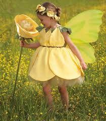 Resultado de imagen de disfraces de flores caseros