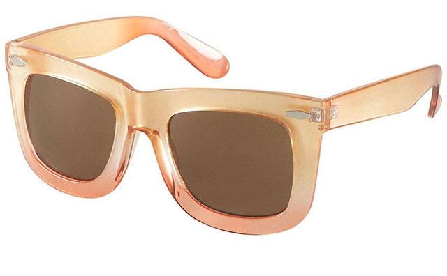 Ochelari de soare Topshop Chunky Oversize Square