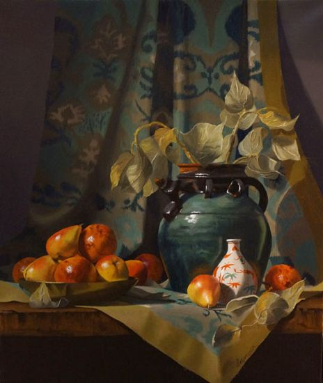 Oil Paintings | Claudia Seymour