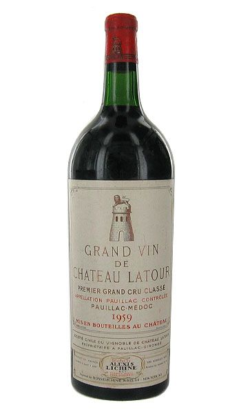 Chateau Latour 1959