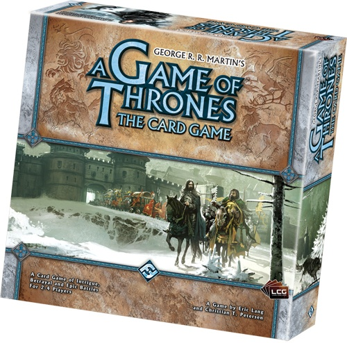 A Game of Thrones LCG core set: Lcg Cores, Thrones Cards, Color Sets, 60 Cards, Games Of Thrones Lcg, Cards Games, Fauxfaeri Games, Games Night, Game Of Thrones