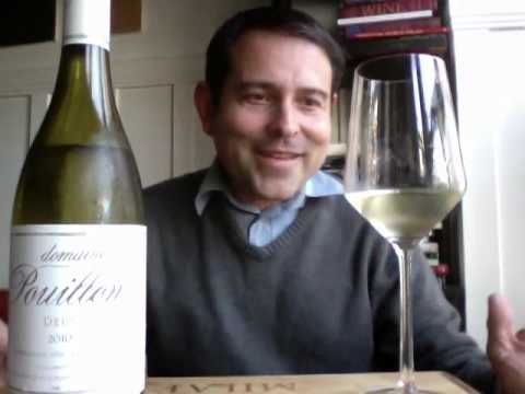 Domaine Pouillon Columbia Valley Doux White Wine - 2010 - 9.1 - James Meléndez / James the Wine Guy