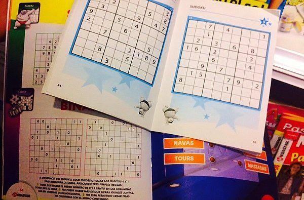 Pasatiempos: puzzles para el cerebro | http://blog.clinicasrincon.com/pasatiempos-puzzles-para-el-cerebro/